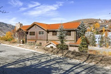 685 Rossi Hill Drive ski chalet Park City - listing image
