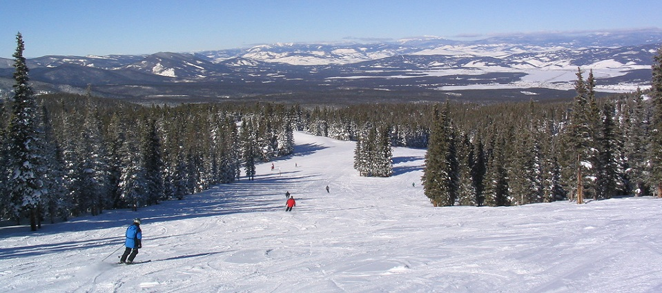 America ski holidays Winter Park resort Colorado USA