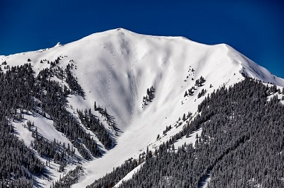 Aspen Highlands famous Highlands bowl Colorado