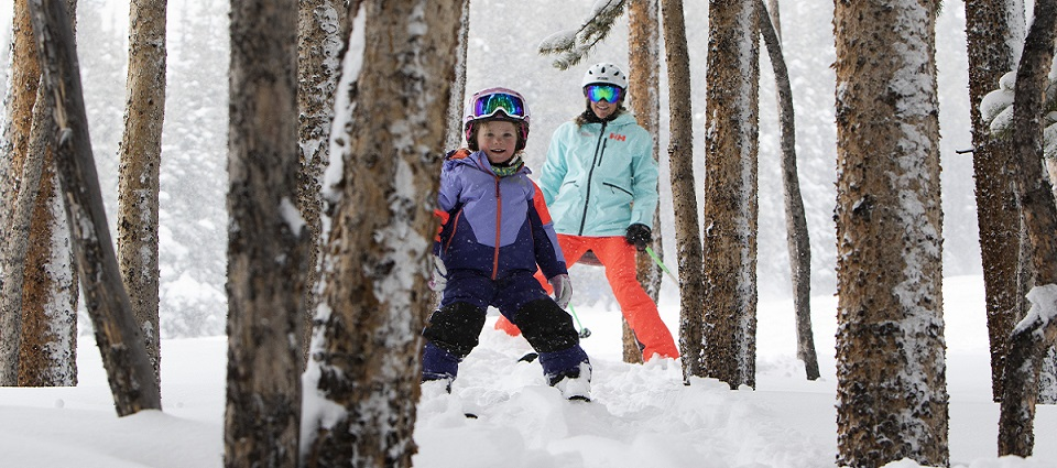 Aspen Snowmass ski resort Colorado USA family holidays