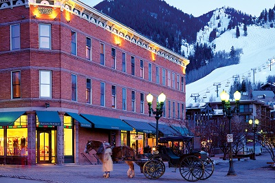 Aspen hotels lodge accommodation for your stay in Aspen ski resort Colorado