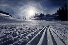 Snow in Aspen & Snowmass ski resorts Colorado USA