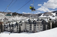 Borders Lodge Beaver Creek ski in ski out apartments Colorado USA listing