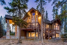 Breckenridge luxury 4 bedroom self-catered or catered chalet