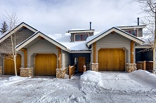 Breckenridge ski chalets Elk Ridge homes USA