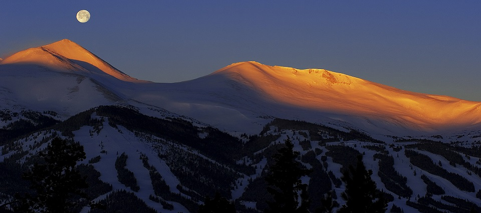 Breckenridge ski holidays Colorado USA
