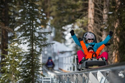 Family friendly acitvities in Snowmass Breathtaker alpine mountain coaster