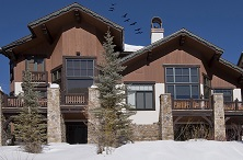 Gore Creek Townhomes Vail Colorado America