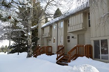 Hidden Creek Park City self-catered apartments listing