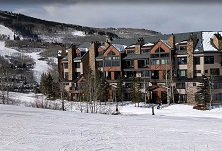 Highlands Slopeside and Highlands Lodge Beaver Creek ski in ski out apartments Colorado USA