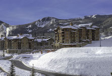 Hyatt Centric luxury hotel rooms apartments Park City USA listing