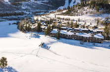 Lakeside Deer Valley ski holidays in self catered apartments America