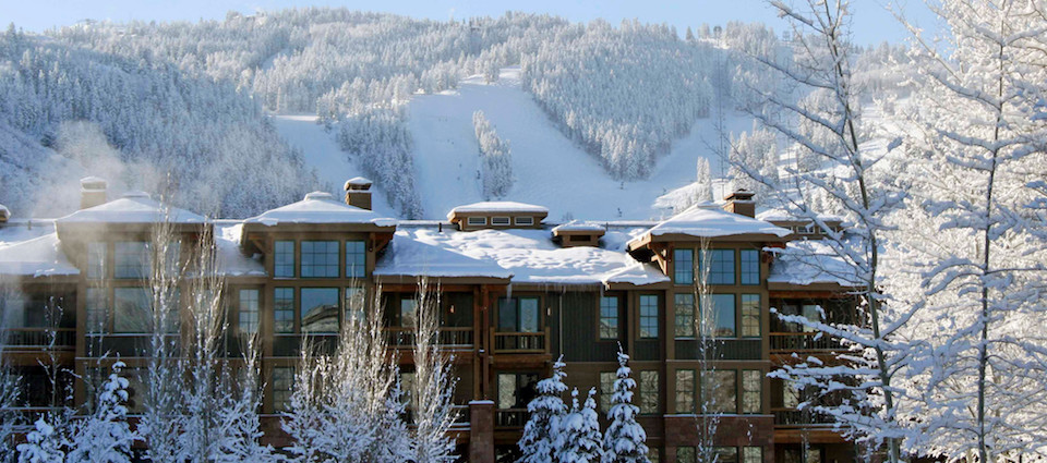 Lodges at Deer Valley apartments & hotel rooms with breakfast included, Deer Valley ski resort, Utah America