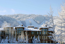 Lodges at Deer Valley apartments Deer Valley Resort, Park City, Utah USA