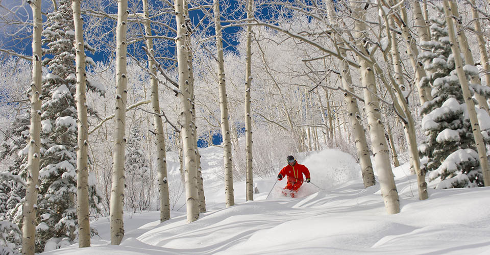 Luxury snow holidays USA Aspen ski resort