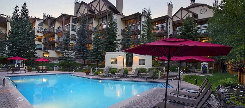 Montaneros self-catered apartments Vail Colorado USA