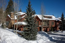 Moose Creek ski in ski out self-catered apartments Jackson Hole