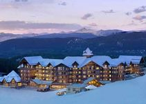One Ski Hill Place, Breckenridge Colorado USA. A Rock Resort 5 star ski in, ski out hotel & apartments
