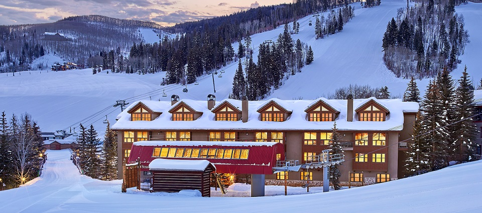 Osprey Beaver Creek ski in ski out hotel and self-catered apartments USA