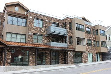 Park City ski in ski out self-catered apartments 820 Park Avenue listing