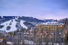 Pines Lodge Beaver Creek Colorado USA apartments