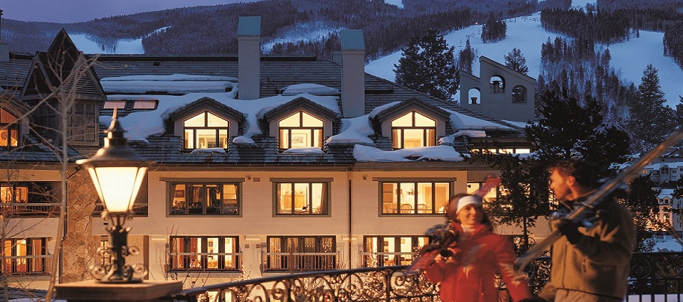 The Pines Lodge Beaver Creek hotel rooms & apartments Colorado USA