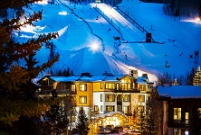 Rams Horn Lodge Vail Colorado America apartments