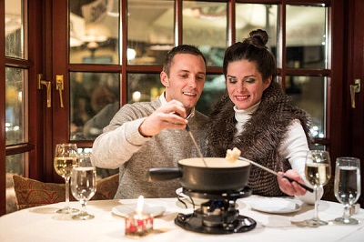Recommended restaurants in Vail fondue on your ski trip