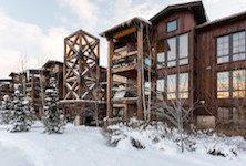 Silver Baron Lodge Deer Valley self catered apartments USA listing