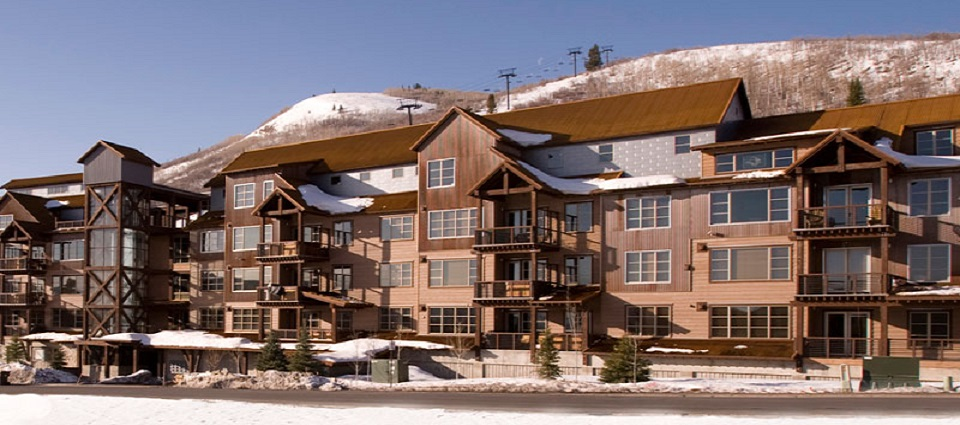 Silver Star ski in ski out luxury apartments Park City banner