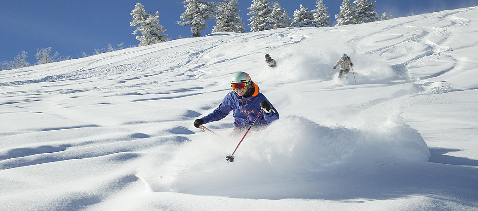 Ski holidays in Aspen Snowmass ski resort USA