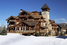 Ski in ski out apartments Beaver Creek USA Arrowhead Village condos listing
