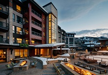 Ski in ski out luxury apartments hotel Snowmass Limelight