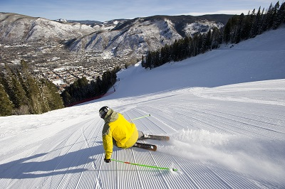 Ski trip to Aspen Colorado United States