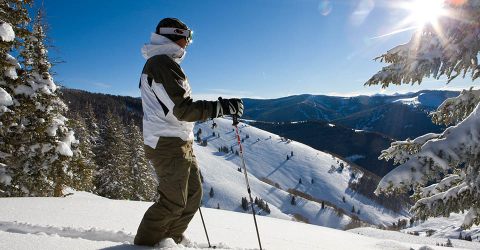 Ski holidays USA in Breckenridge Aspen Vail Colorado