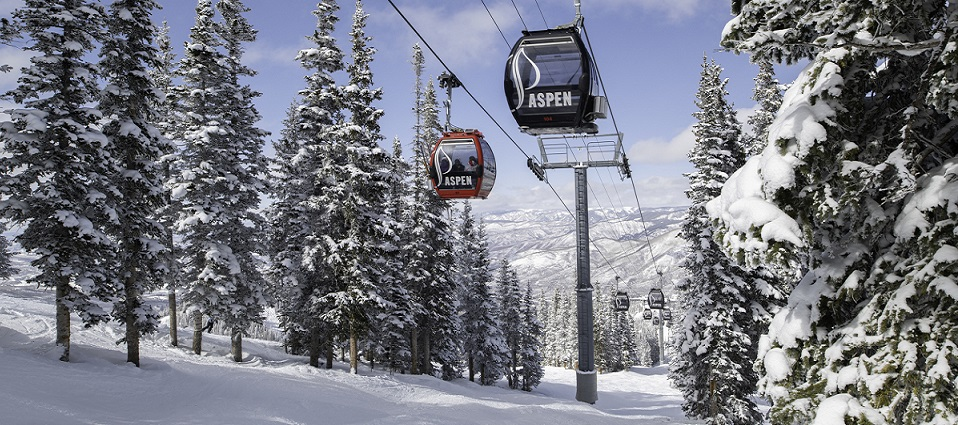 Skiing holidays Aspen Snowmass ski resorts USA