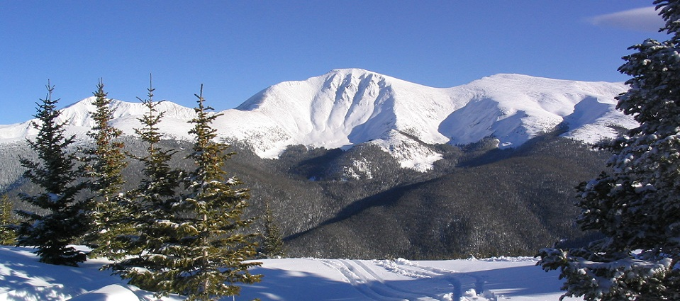 Skiing holidays in Winter Park Resort Colorado USA America