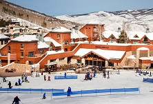 Slopeside ski in ski out apartments from Beaver Creek Village centre
