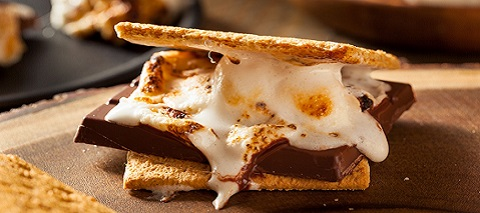 Snowmass new base village 2019 complimentary s'mores