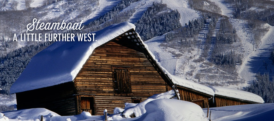 Steamboat ski holidays USA