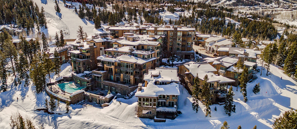 Stein Eriksen Residences Deer Valley 5 star accommodation Park City Utah America