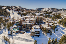 Stein Eriksen Residences Deer Valley ski in ski out luxury lodging Park City Utah USA