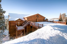 SunBreck BRE - catered or self-catered chalet in Breckenridge Colorado USA
