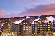 The Lion Vail Colorado America skiing holidays in luxury self-catered apartments