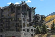 The Lion luxury self-catered apartments Vail Colorado USA exterior listing