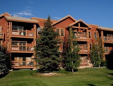Town Pointe self-catered apartments Park City listing