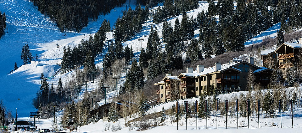 Trails End Deer Valley ski in ski out self catered apartments USA banner2