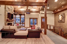 USA ski holidays Park City - self catered home with 5 bedrooms