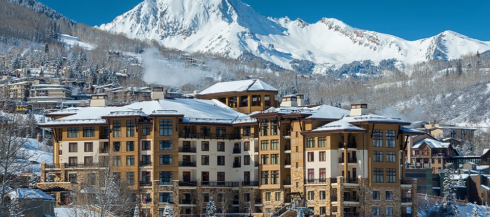 Viceroy Aspen Snowmass luxury ski in ski out apartments USA banner 960 x 425