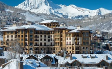 Viceroy Aspen Snowmass luxury ski in ski out apartments USA banner listing